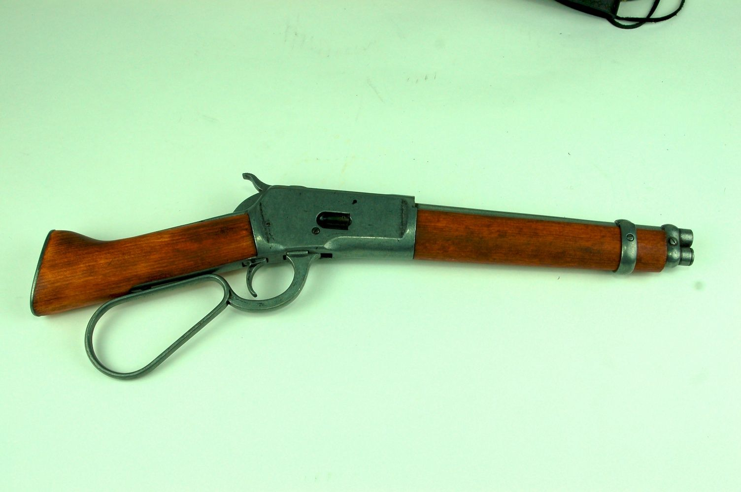 gun used in wanted dead or alive