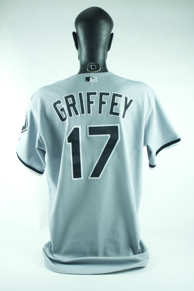 huge selection of b0a66 5c347 Lot Detail - Ken Griffey Jr 2008 Game Used Chicago White Sox ...