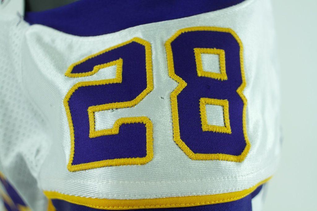Lot Detail - Adrian Peterson 2009 Game Used Minnesota Vikings Jersey ... d3f88e9bb