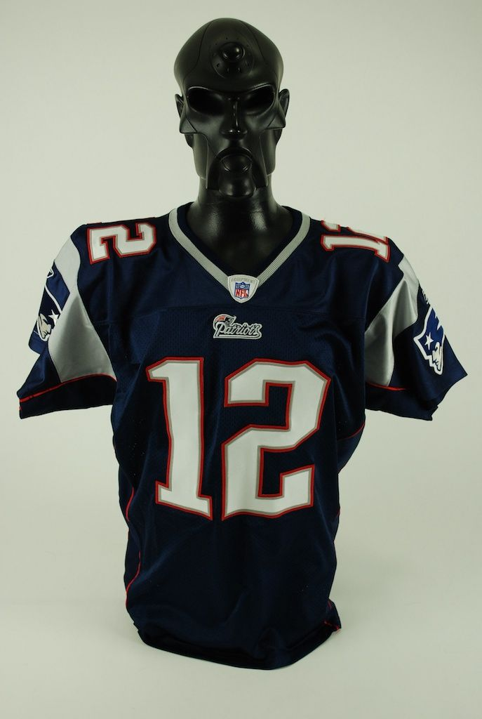 wholesale dealer 5ac61 4b673 Lot Detail - Tom Brady 2006 Game Used New England Patriots ...