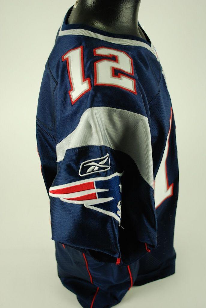 wholesale dealer 0e25c 7c49d Lot Detail - Tom Brady 2006 Game Used New England Patriots ...