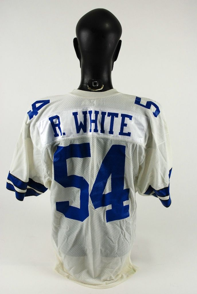 promo code 70ee8 c53c6 Lot Detail - Randy White Dallas Cowboys Game Used Jersey GU 7.5
