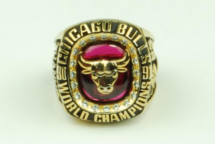 Jordan Bulls Championships Bulls Championship Ring