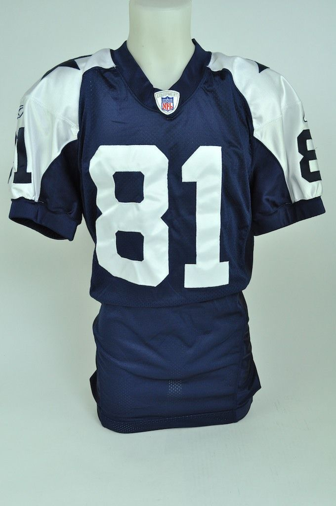 competitive price 2ed22 6357e Lot Detail - Terrell Owens 2005 Game Used Dallas Cowboys ...