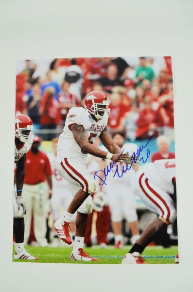 Darren McFadden Autographed Photo