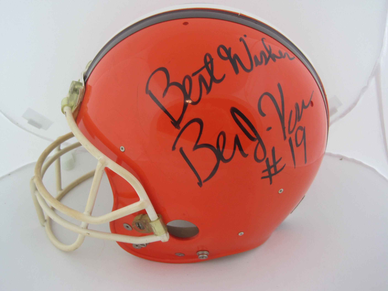 fea6be7e Lot Detail - Bernie Kosar 1988 Cleveland Browns Autographed ...