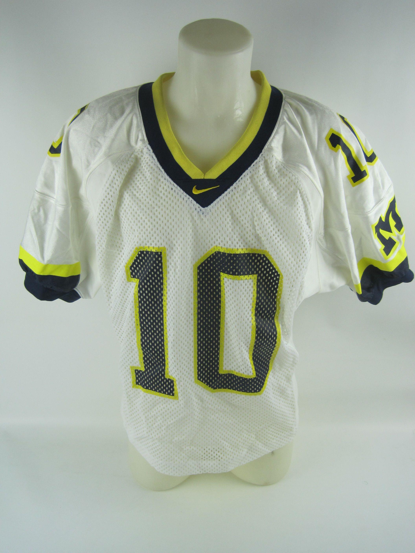 new arrival c59f2 a2a0c Lot Detail - Tom Brady 1998-99 University of Michigan Jersey ...