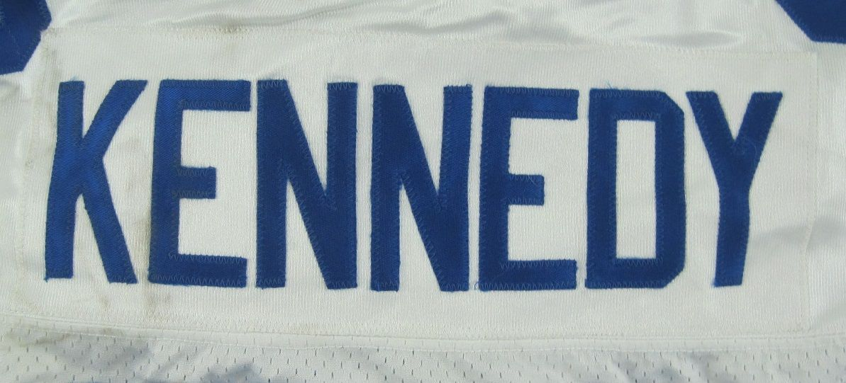 superior quality 03888 bf109 Lot Detail - Cortez Kennedy 1993 Seattle Seahawks ...