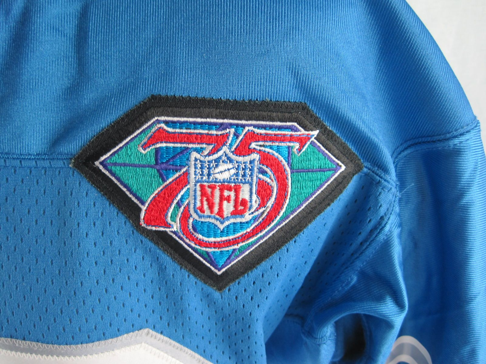 hot sale online 76acf dff68 Lot Detail - Barry Sanders 1994 Detroit Lions 75th ...