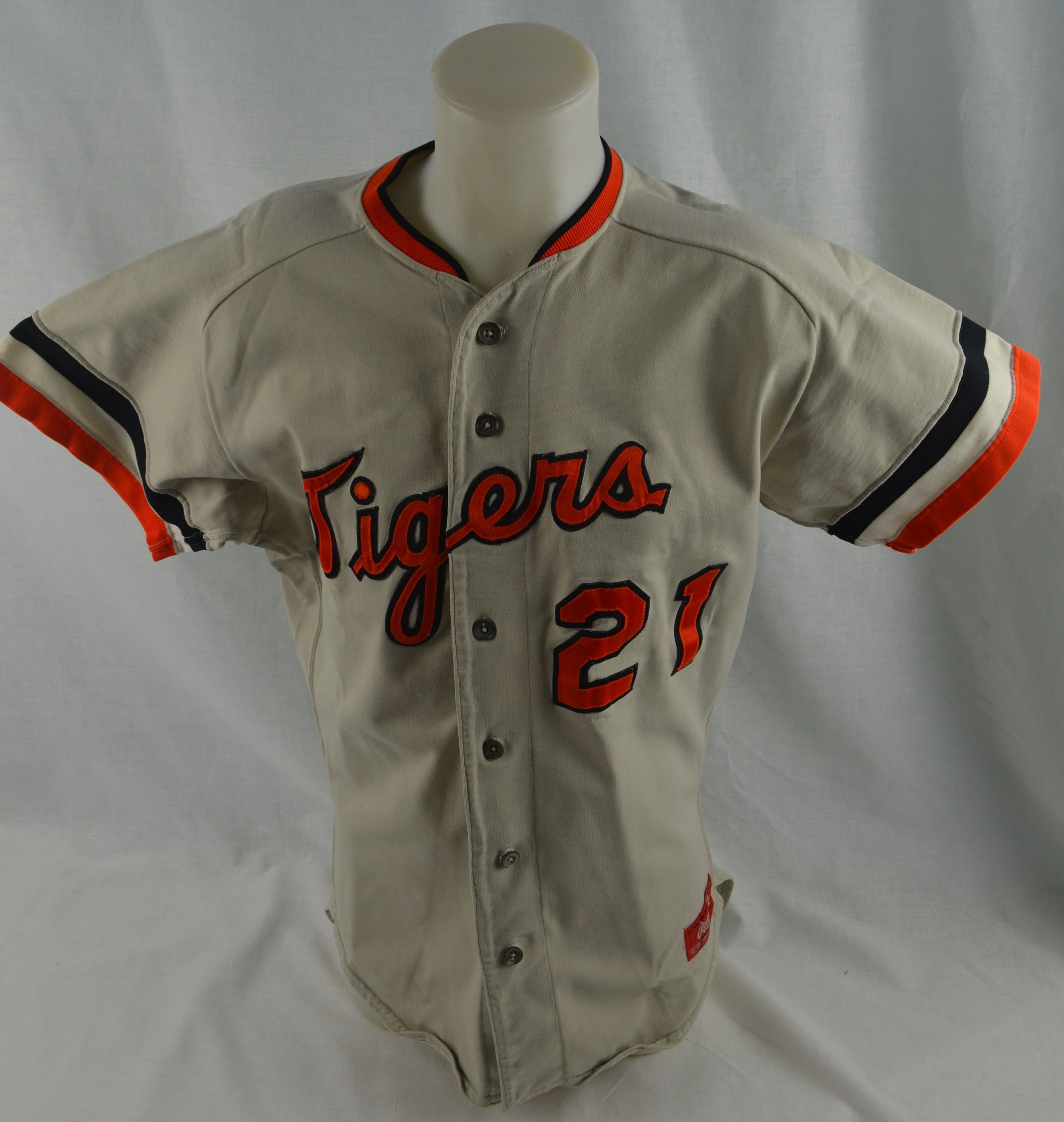 the best attitude 4d98c 5b949 Lot Detail - Princeton University Tigers 1980's Game Worn ...