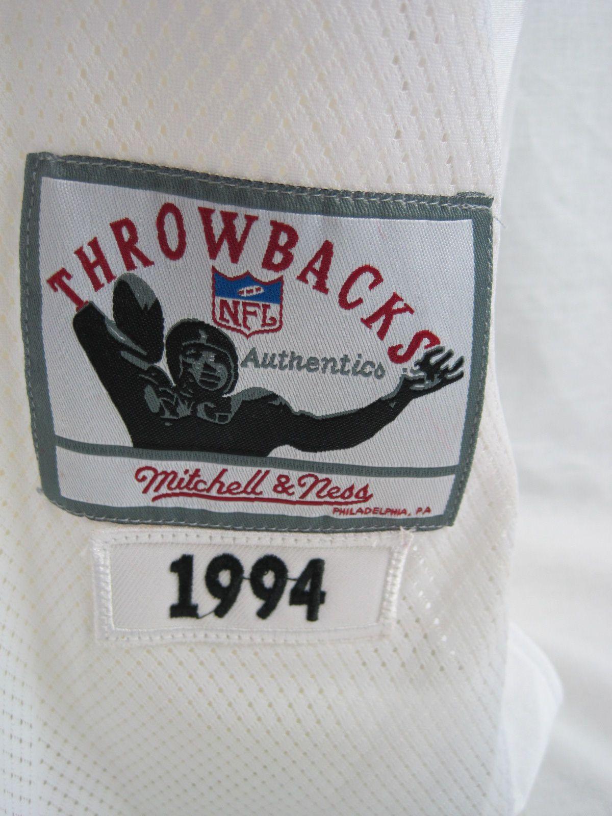 78f367e8 ... Dan Marino 75th Anniversary Throwback Jersey w/$300 Tag Still Attached  ...