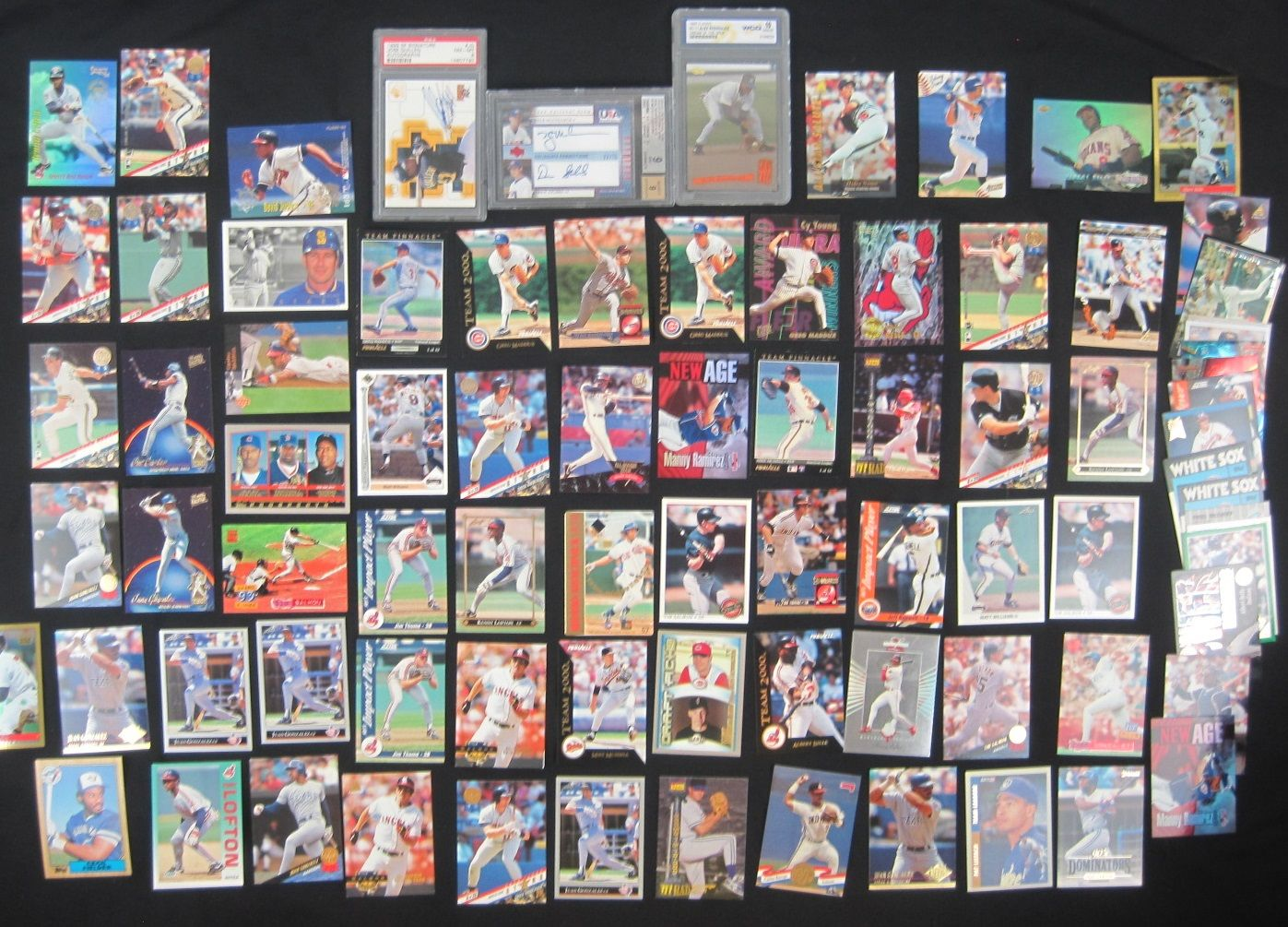 Lot Detail 1990s Baseball Card Collection
