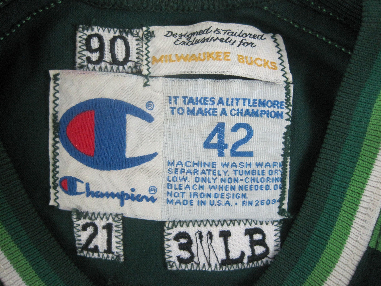 Lot Detail Alvin Robertson 1990 Milwaukee Bucks Professional