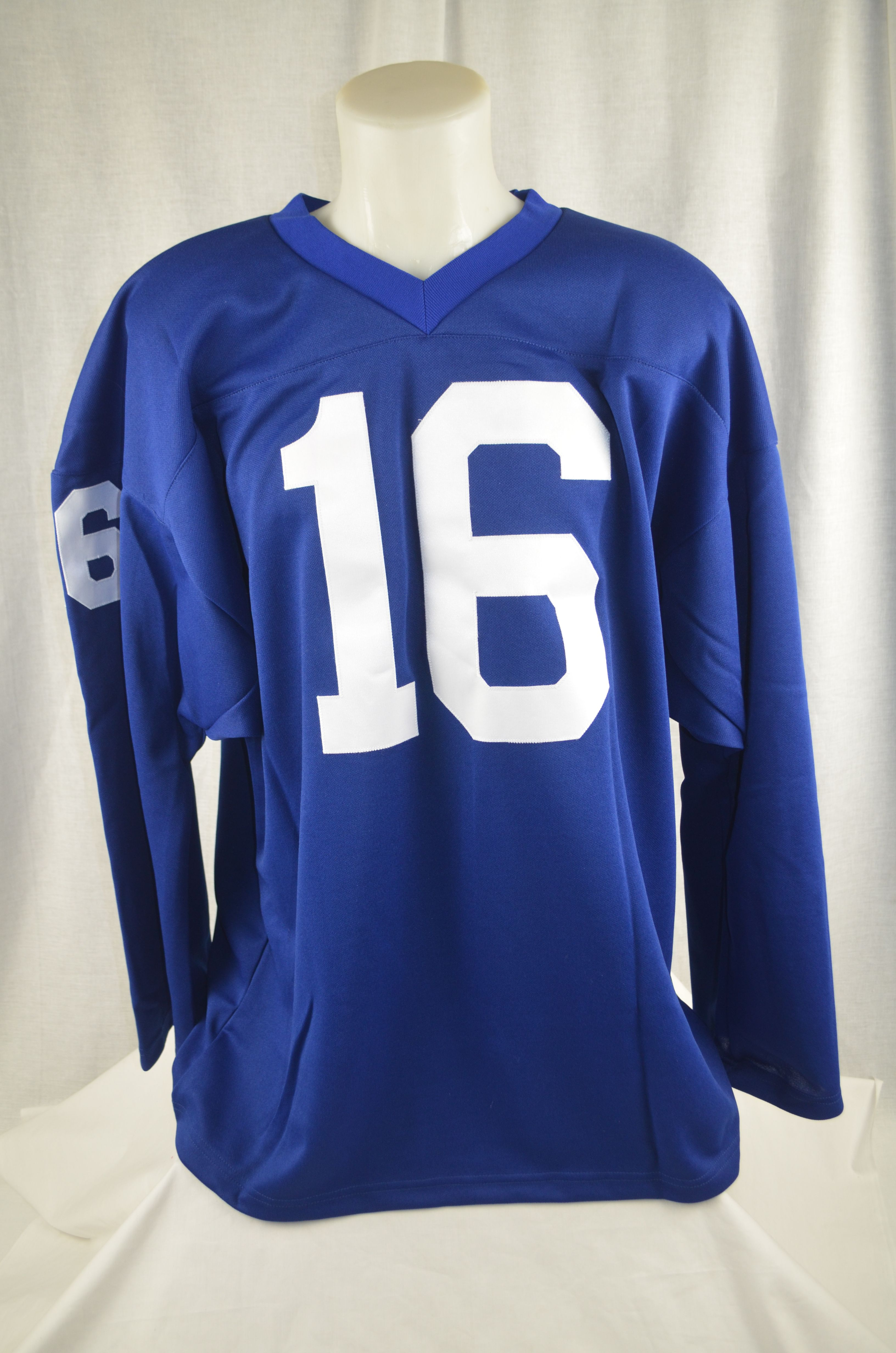 Lot Detail - Frank Gifford New York Giants Autographed Throwback Jersey 29858a8a8