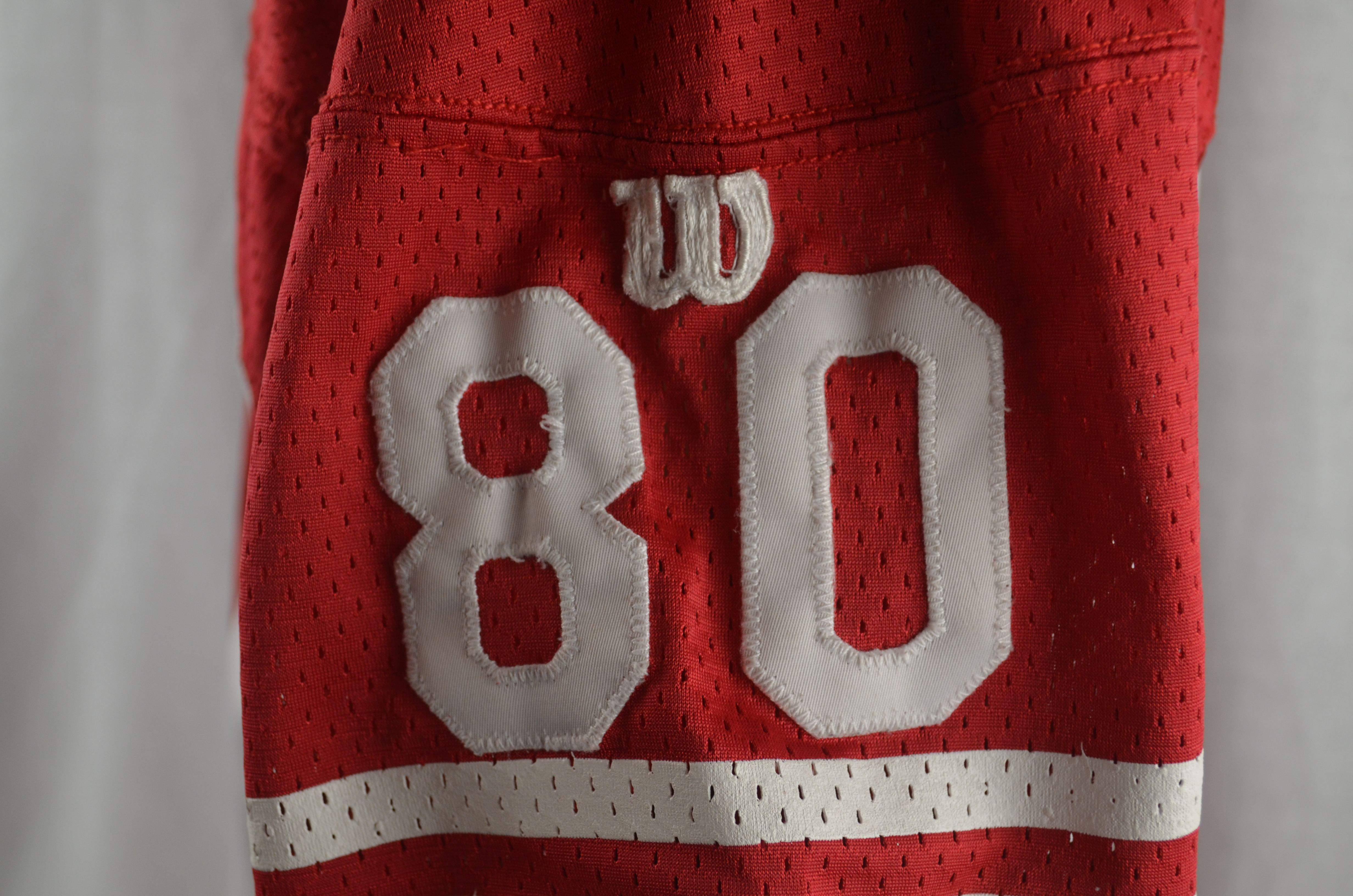 buy online 51cb8 5921d Lot Detail - Jerry Rice 1994 San Francisco 49'ers 75th ...