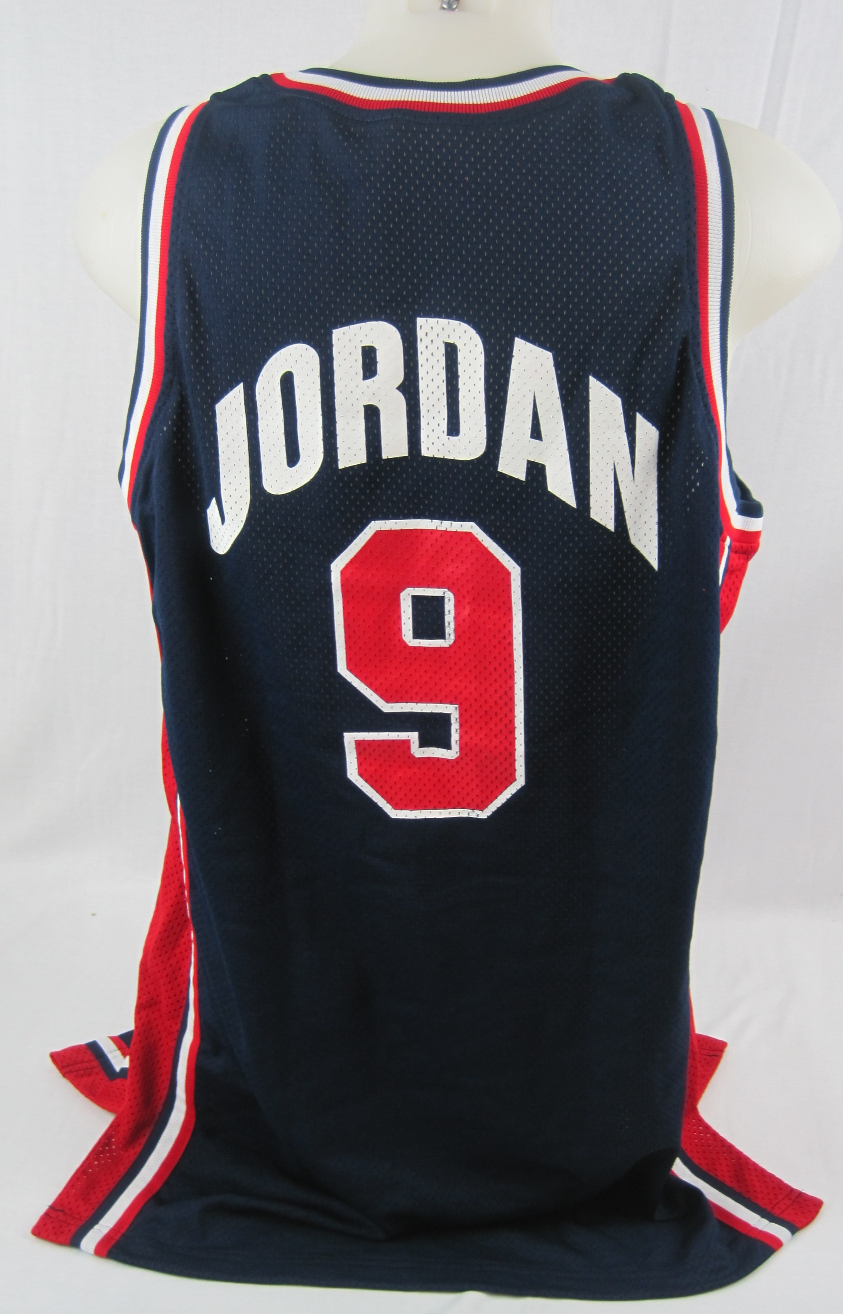 best website 96c03 61847 Lot Detail - Michael Jordan 1992 U.S.A. Dream Team I ...