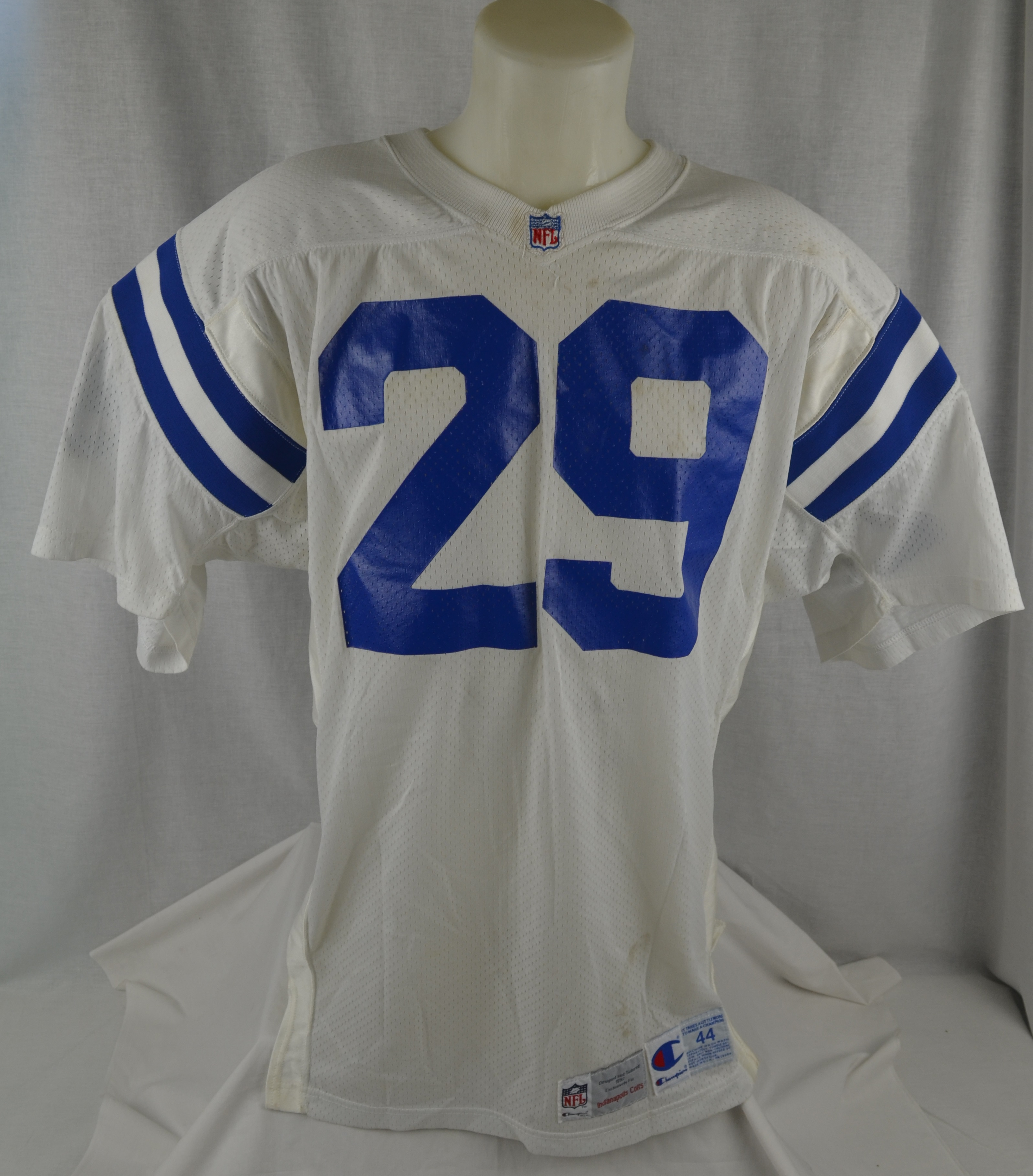 new concept 750fe 3ae61 Lot Detail - Eric Dickerson Indianapolis Colts Autographed ...