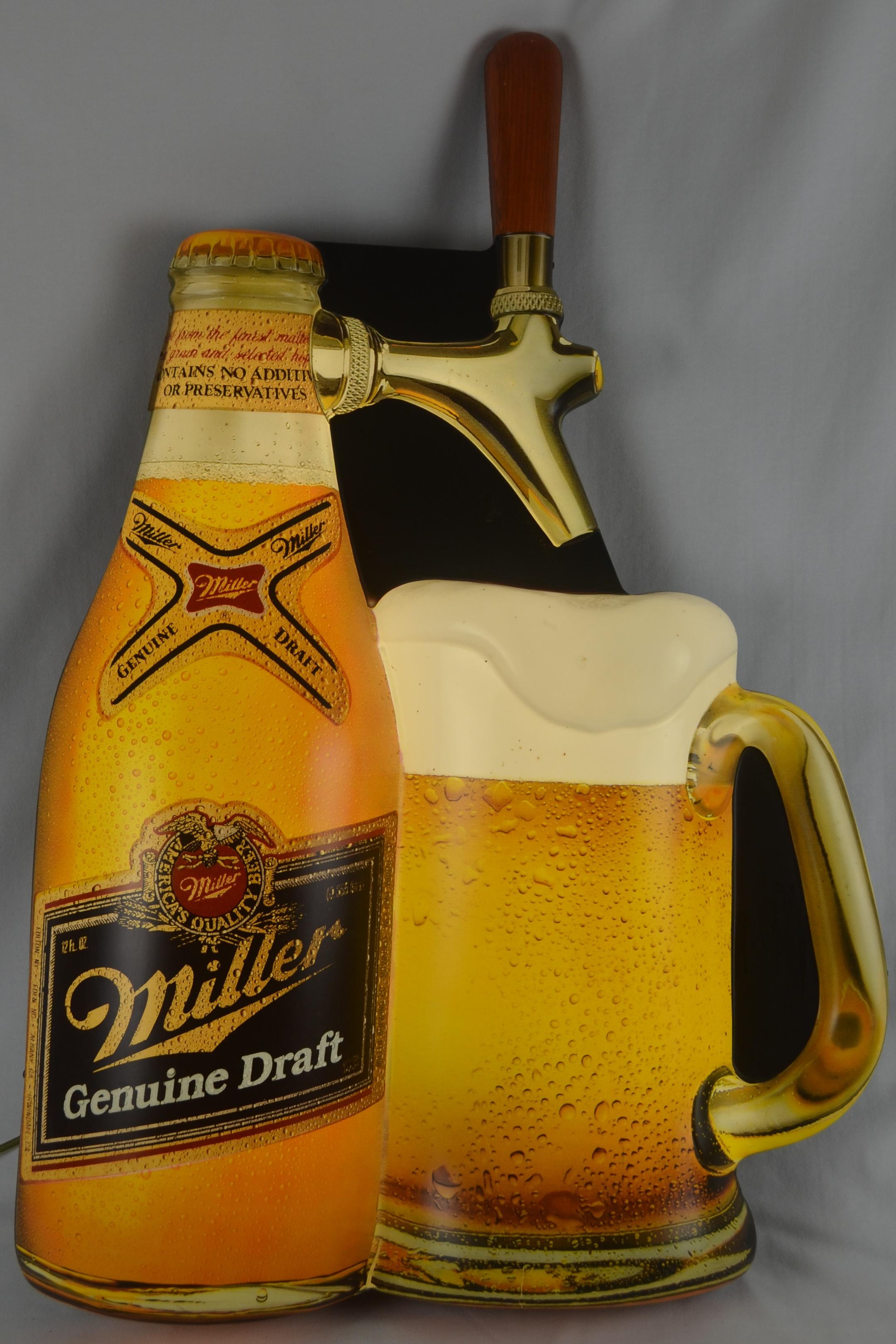 Vintage Beer Neon 51
