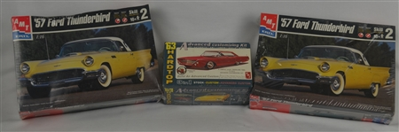 Collection of 3 Vintage Model Cars