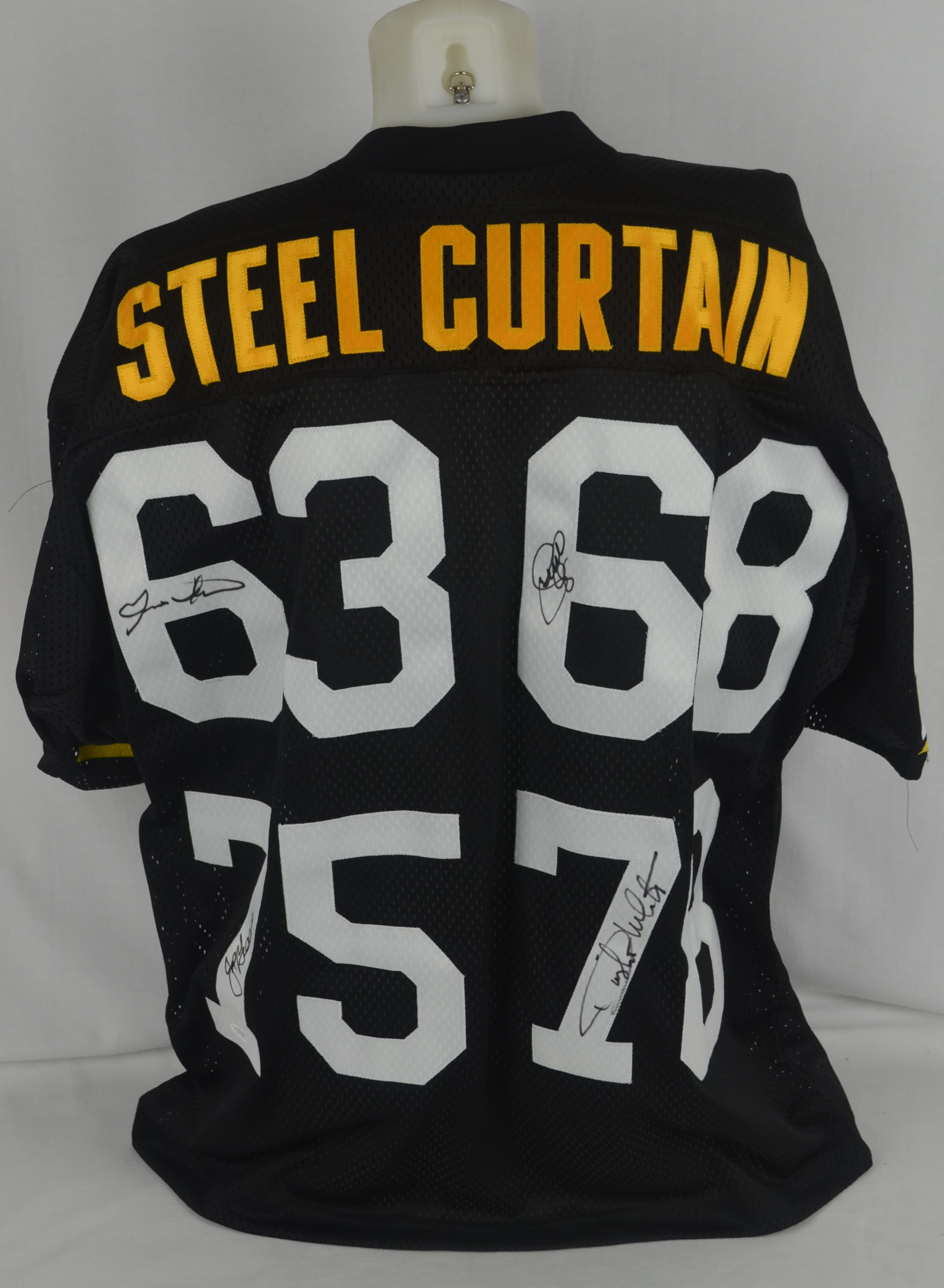 pittsburgh steelers steel curtain jersey
