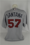 Johan Santana 2006 Minnesota Twins Professional Model Jersey w/Medium Use