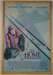 Home For The Holidays Autographed Movie Poster