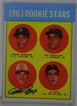 Pete Rose Autographed Rookie Reprint Card PSA/DNA