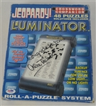 Alex Trebeck Autographed 1994 Jeopardy Game