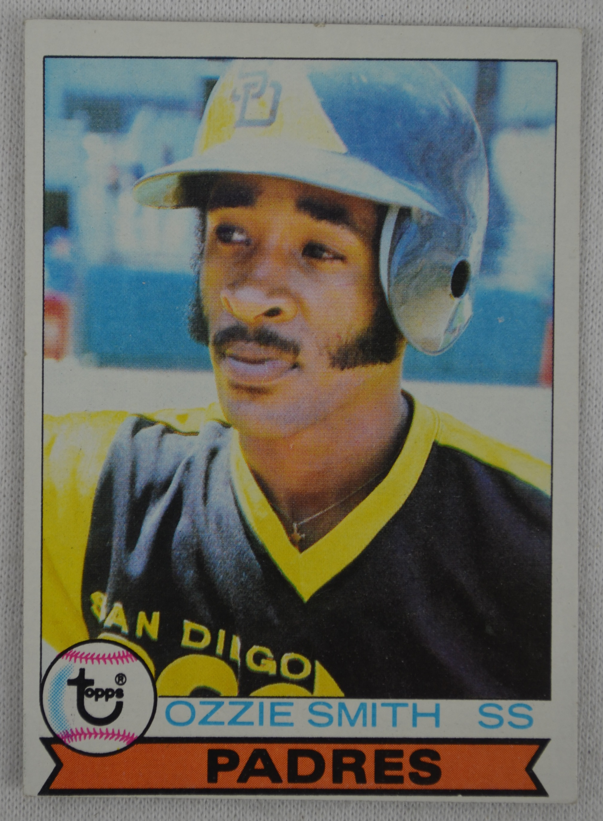 Lot Detail Ozzie Smith 1979 Topps Rookie Card