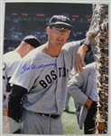 Ted Williams Autographed 16x20 Photo