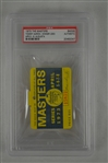 Tommy Aaron 1973 Masters Badge w/ PSA Authentication