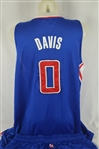 Glenn Davis 2013-14 LA Clippers Professional Model Uniform w/Medium Use