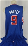 Jared Dudley 2013-14 LA Clippers Professional Model Uniform w/Medium Use