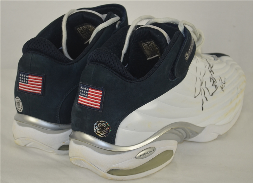 Shawn Marion Team USA Professional Model Shoes w/Medium Use