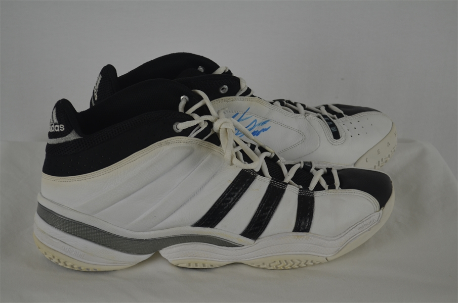 Antawn Jamison Washington Wizards Professional Model Shoes w/Medium Use