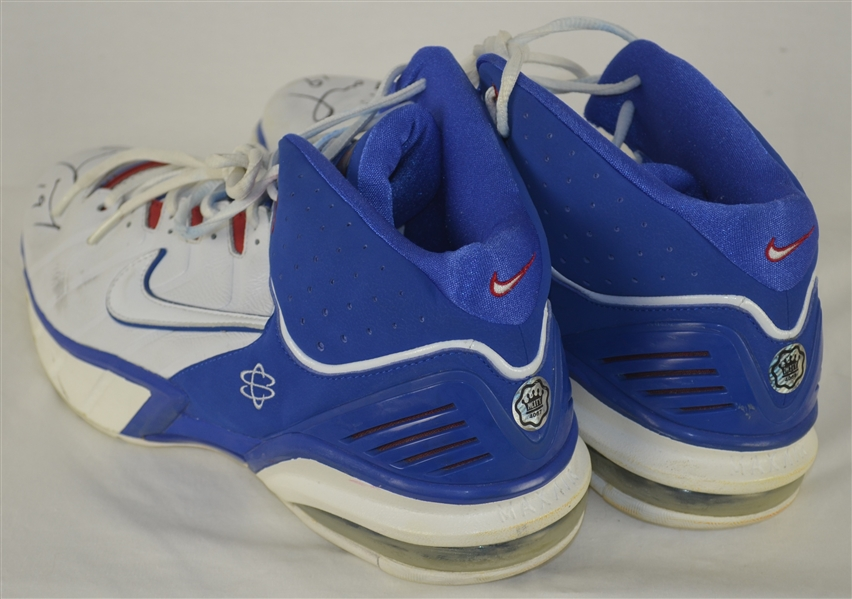 Sam Cassell LA Clippers Professional Model Shoes w/Medium Use