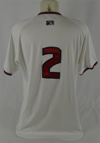 Nick Gordon 2016 Minnesota Twins Professional Model Jersey w/Medium Use