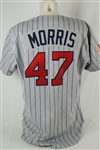 Jack Morris 1991 World Series Minnesota Twins Professional Model Jersey w/Letter of Provenance