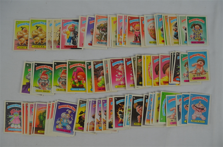 Garbage Pail Kids 1985 Card Set