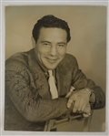 Max Baer 1934 Autographed & Inscribed Photo