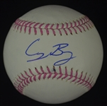 Cody Bellinger Los Angeles Dodgers Autographed Baseball