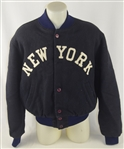 Vintage 1960s New York Yankees Baseball Jacket