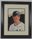 Robinson Cano Original James Fiorentino Painting Signed by Both