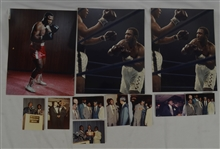 Collection of 10 Unique Joe Frazier Photos