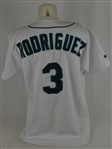 Alex Rodriguez 1999 Seattle Mariners Professional Model Jersey w/Heavy Use