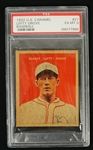Lefty Grove 1932 U.S. Caramel #27 PSA 6 EX-MT