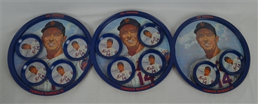 Gil Hodges New York Mets Collector Plates