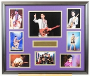 Prince Commemorative PHoto Collage Display