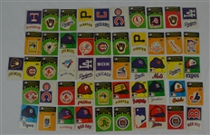 Rare Complete 1981 Fleer All Star Game Card Set of 51 Cards