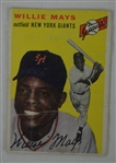 Willie Mays 1954 Topps #90 Card